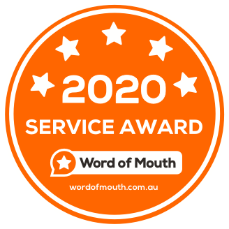 2020 Service Award | MacBride Hinton & Co